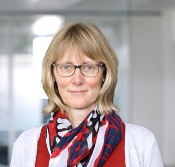Dr. Barbara Richarz, Leiterin Produktmanagement
