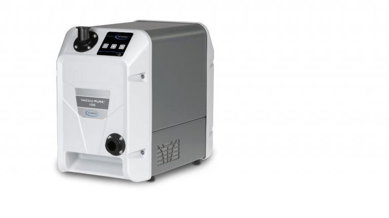 Chemiebeständige und ölfreie Schraubenpumpe VACUU·PURE® 10C
