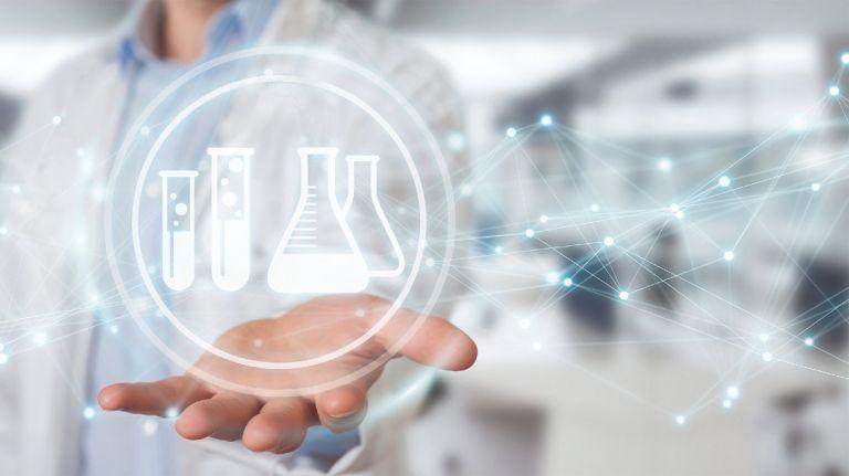 Digitalisierung und Automatisierung im Labormarkt  (Bildquelle: ©sdecoret - stock.adobe.com)