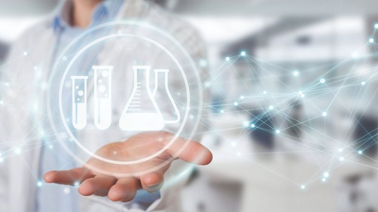 Digitalisation and automation in the laboratory market (Source: ©sdecoret - stock.adobe.com)