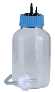 BVC 2l bottle glass
