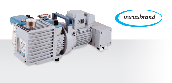 Ultra-low maintenance fine-vacuum pumps