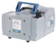 Whisper-quiet, oil-free diaphragm vacuum pump