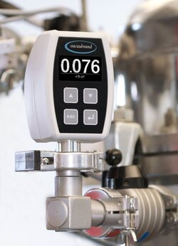 Vacuum gauge | modern vacuum gauges: Laboratory products