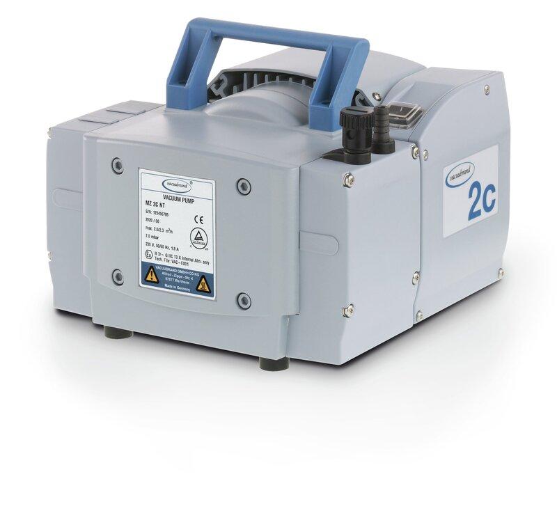 MZ 2C NT Chemistry diaphragm pump - VACUUBRAND (EN)