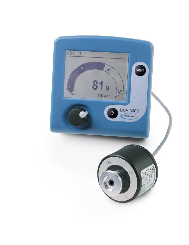 Set DCP 3000 + VSK 3000 Vacuum gauge - VACUUBRAND, INC