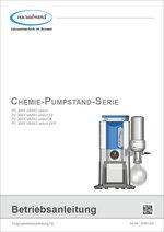 Manuals for vacuum pumps und vacuum gauges / controllers ...